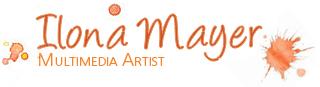 Ilona Mayer – Multimedia Artist Logo